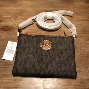 Michael Kors Crossbody Bag with tags
